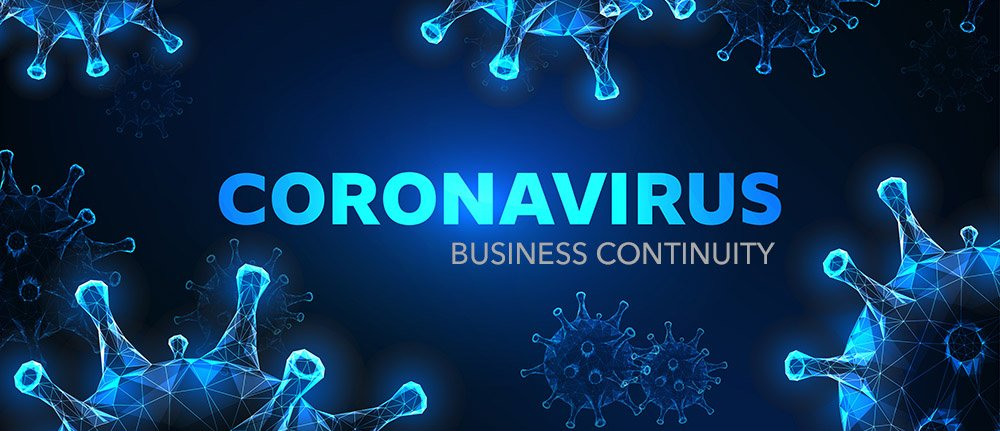 coronavirus business continuity software house